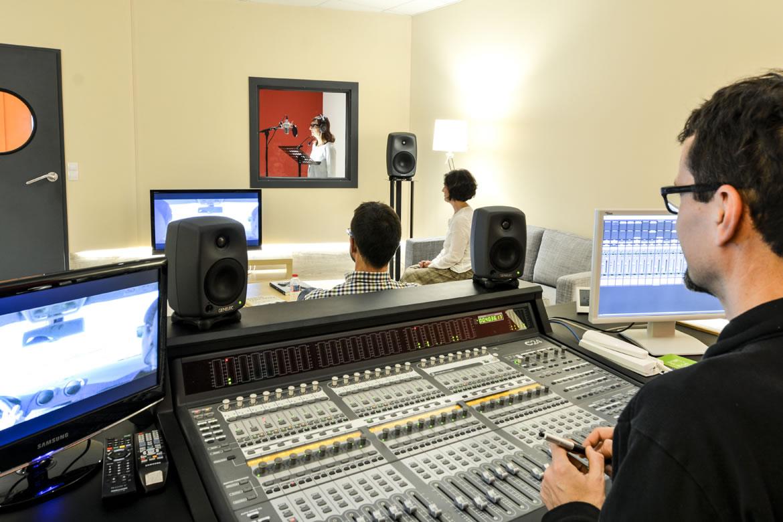 Barcelona recording studios - Ideasonora