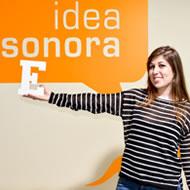 Elia Pablo - Ideasonora recording studios Barcelona