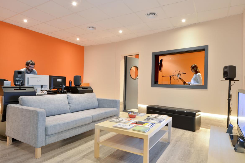 Recording studios Barcelona