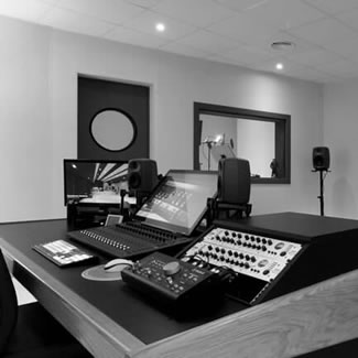 Recording studios in Barcelona, Spain